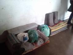 inmates blankets