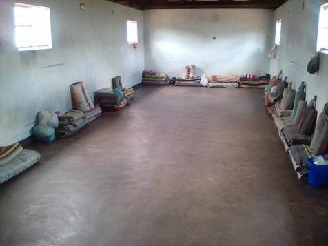Chikurubi Female Prison cells