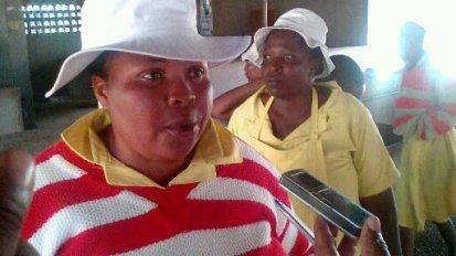 MDC-T activist Yvonne Musarurwa