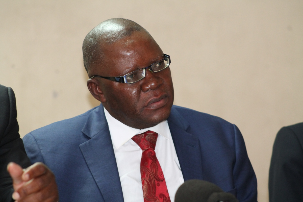 What Tendai Biti said in America (Testimony)