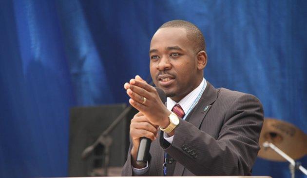 NELSON-CHAMISA-MDC-ZIMBABWE